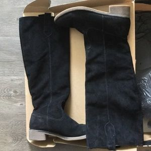 Urban Outfitters BDG. Suede Boots